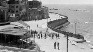 Jaffa Port, 1930's