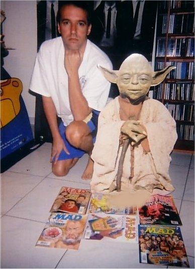 Kenny and Yoda