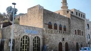 The Sea Mosque - Jaffa