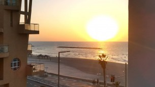 Sunset from the Sea Executive Suites - Tel Aviv