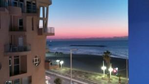 Dusk at Sea Executive Suites - Tel Aviv