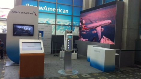 At SXSW 2013, Hyperactivate AMP platform showcased by American Airlines