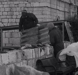 Illegal asbestos collection on Derech Beit Lechem, Jerusalem