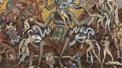 Giovanni da Modena Inferno 1410
