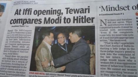 India-Hitler 4