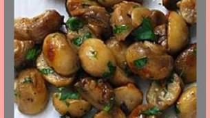 Mushrooms in Garlic Butter