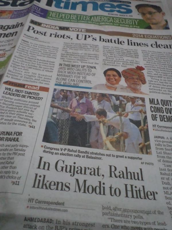 Rahul-Hitler