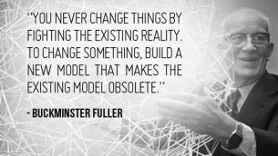 Old Buckminster Fuller knew