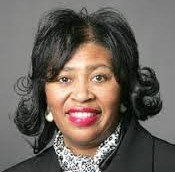Detroit City Council President Brenda Jones