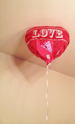 My mother, my Valentine