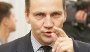 On behalf of the EU, Poland's Foreign Minister presented the Ukrainian opposition with 'an offer they can't refuse'.