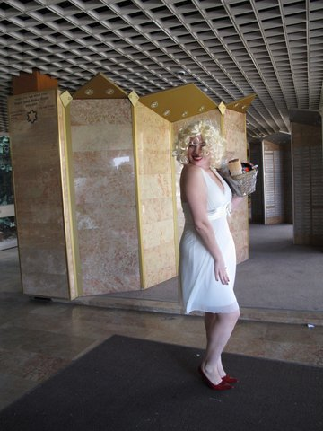 Marilyn Does Bikur Cholim