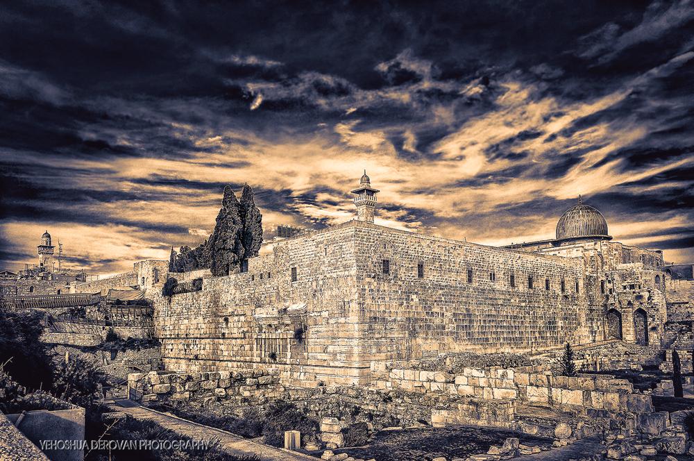 Al-Aqsa Mosque Photo by Yehoshua Derovan