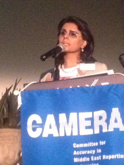 Dr. Quanta Ahmed at CAMERA