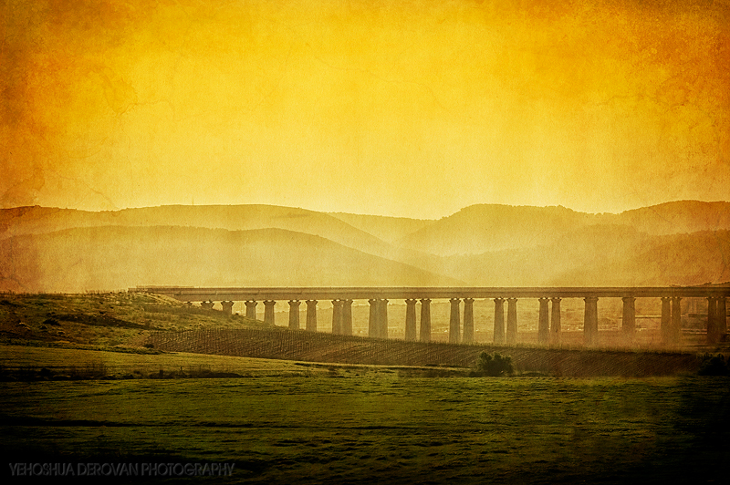 Latrun Bridge Photo by Yehoshua Derovan