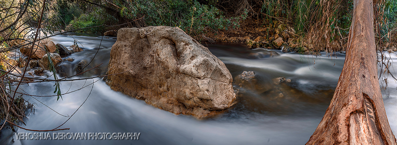 Nachal Sorek Photo by Yehoshua Derovan