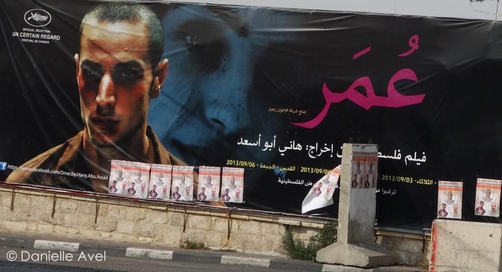Omar in West Bank