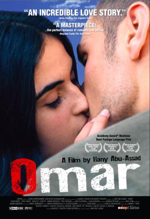 Omar poster kiss