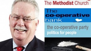 Reverend Paul Flowers: a tale of religion, business, politics and... cocaine.  Some 'ministry'!