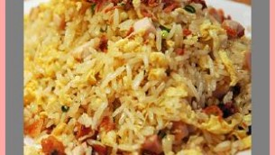 Rice with Chicken and Fish