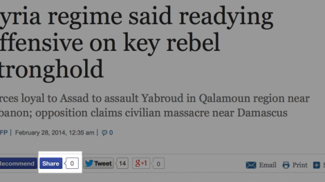 Syria regime said readying offensive on key rebel stronghold | The Times of Israel