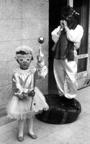 Purim in Jerusalem... in 1964! Photo submitted by Celia Maurice
