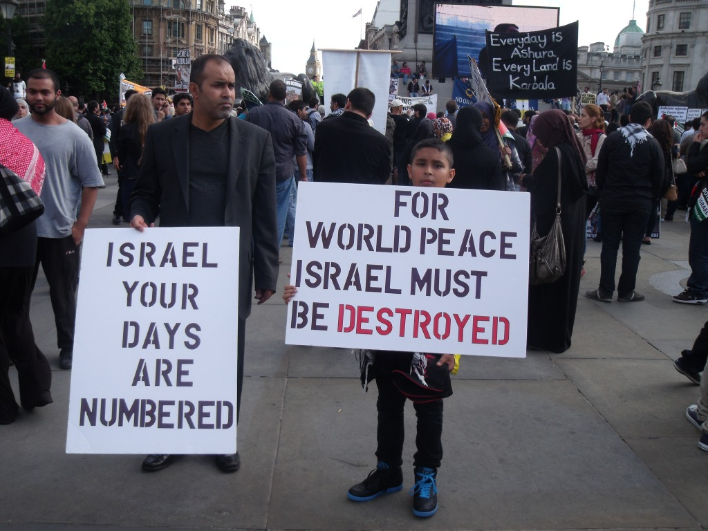 a report on antisemitism in the world The wjc produced the report 'anti-semitic symbols and holocaust denial in social media posts: january 2018' in collaboration with vigo social intelligence, as a follow-up to its comprehensive initial study on the scale and impact of anti-semitism online released in 2016.