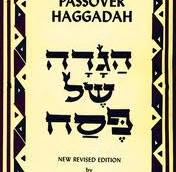 The goldberg passover haggaddah
