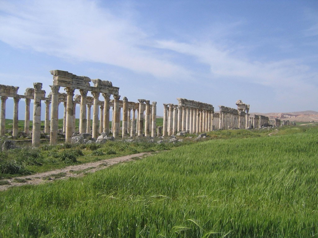 Apamea's Grand Colonnade