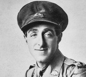 Jewish Victoria Cross (VC) recipient Leonard Keysor