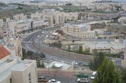 The Eastern Jerusalem Neighborhood of Pisgat Ze'ev