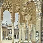 170px-Adolf_Seel_Innenhof_der_Alhambra