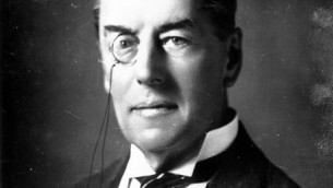 """As Colonial Secretary in 1902, Joseph Chamberlain described Britain as a """"weary titan."""" Source: The Guardian."""