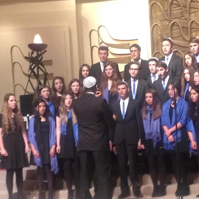Milken school choir-2014