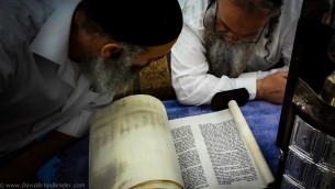 Torah scroll completion .jpg-203207