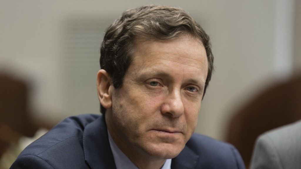 Isaac Herzog, Labor Party Leader