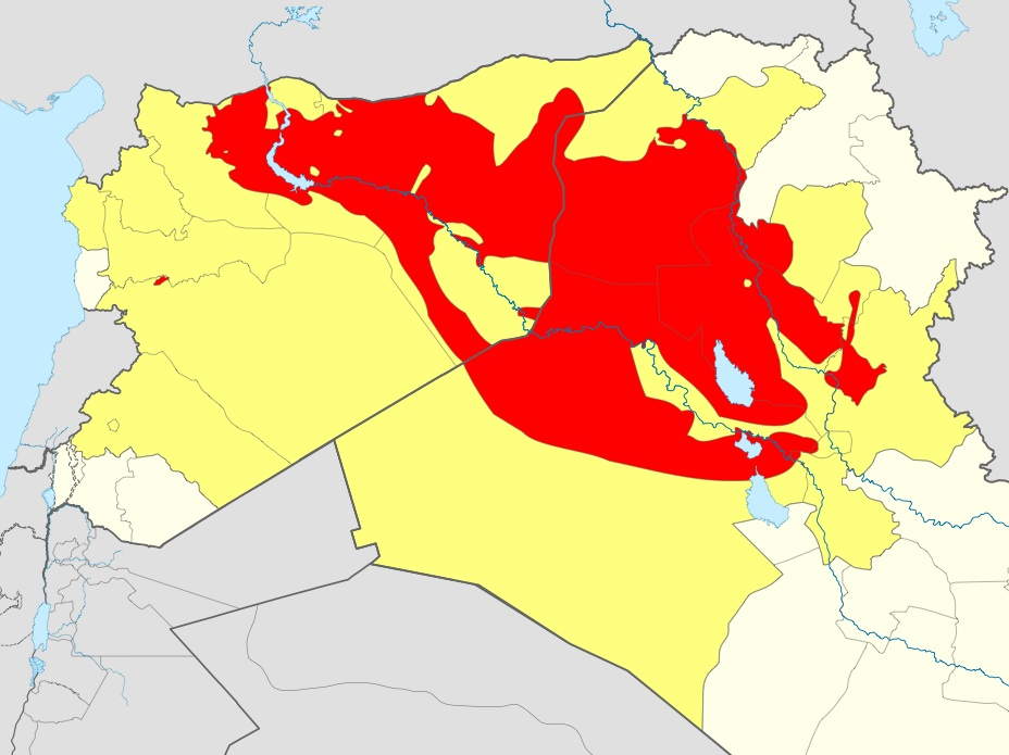 ISIS Controlled Territory