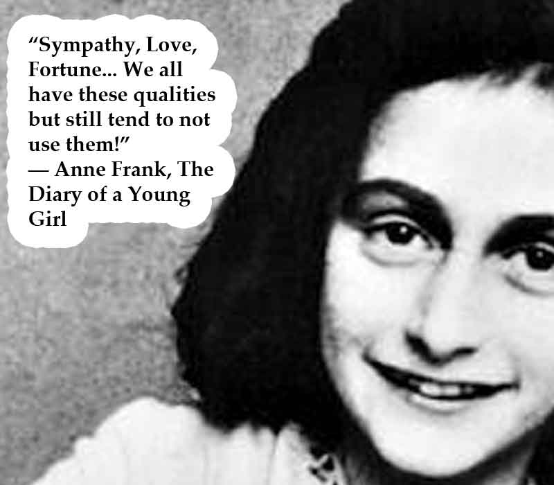 5 Quotes From A 13 Year Old That Can Change The World