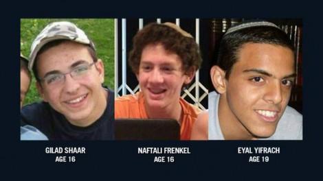 Gilad, Naftali & Eyal