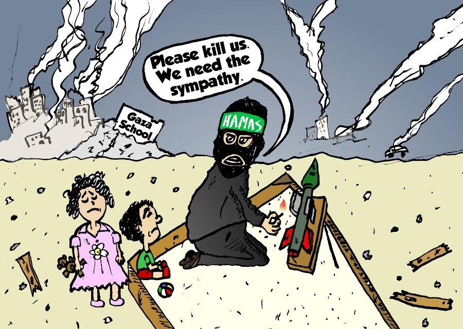The thing Hamas wants more than life