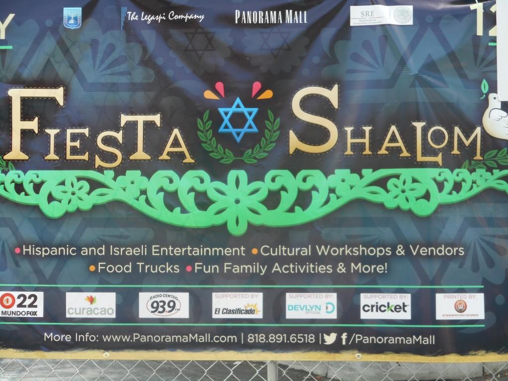 Fiesta Shalom