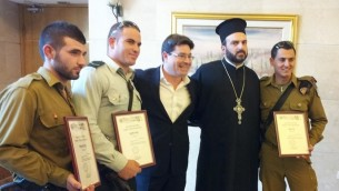 Fighting for the Right to Serve: Israeli Christians Brave Arab Opposition to Enlist