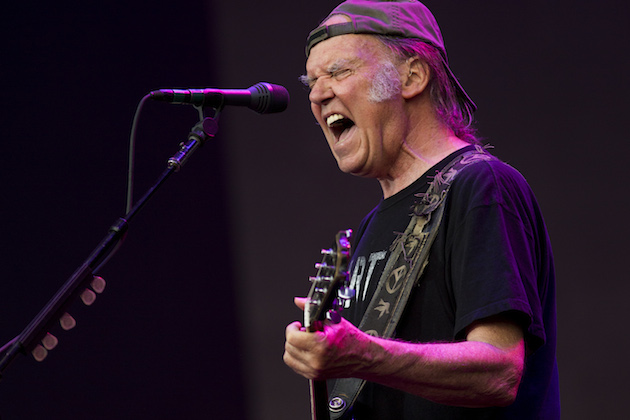 """We'll miss the opportunity to play for our fans and look forward to playing in Israel and Palestine."" --Spokesman for Neil Young."
