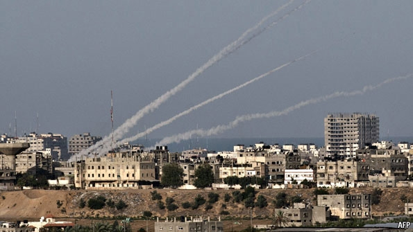 Rockets launched against Israel
