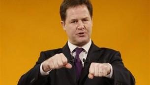Nick Clegg photo