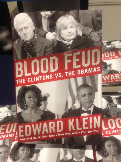 The book Blood Fued