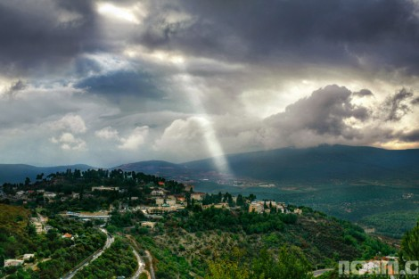 galilee mountains israel