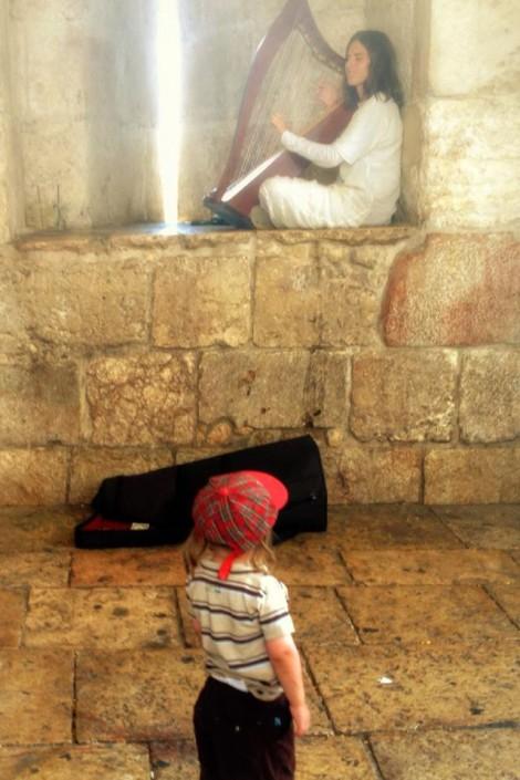 jerusalem first