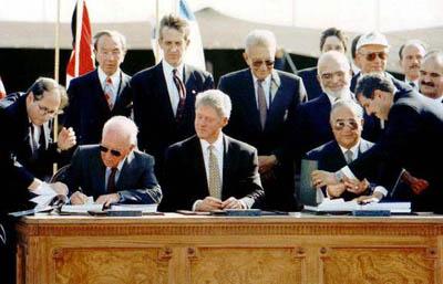 Israel-Jordan 1994