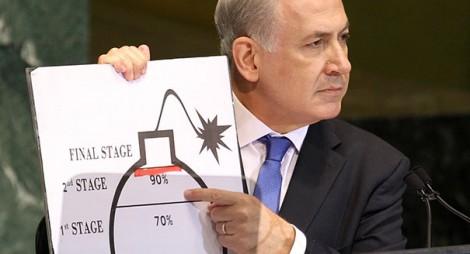 """Prime Minister Benjamin """"Bibi"""" Netanyahu  AP Photo"""